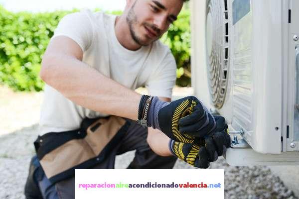 empresa de aire acondicionado calle Don Juan de Dios Montanes