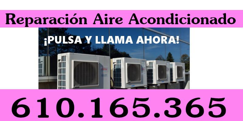 aire acondicionado calle Don Juan de Dios Montanes